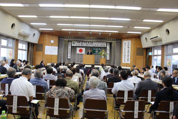 2016年6月29日(水) 香川県 琴平町支部総会にて中央本部鈴木代表が講演