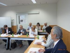 2016年9月2日(金) 佐賀県で九州事務局長会議が開催されました