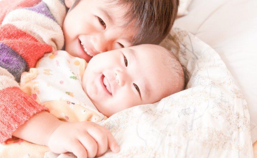 赤ちゃんから教わった幸せの形